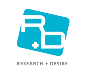 Research and Desire Logo